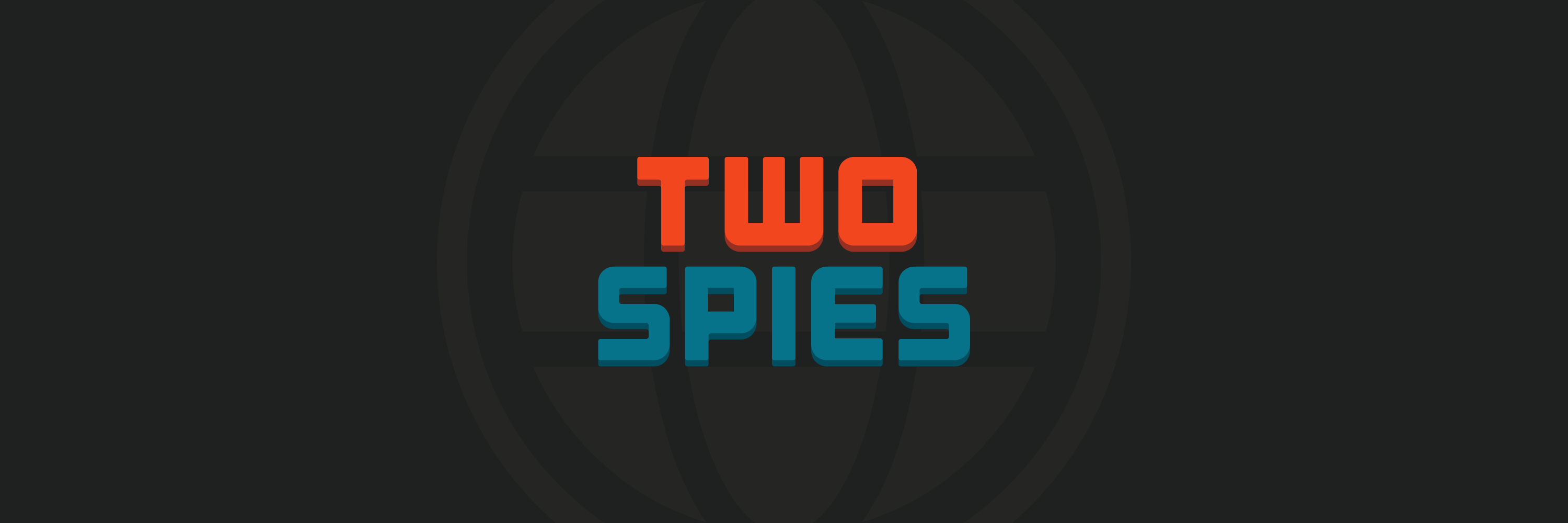 Two Spies game logo