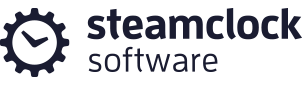 The Steamclock Software logo